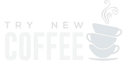 Try New Coffee Logo