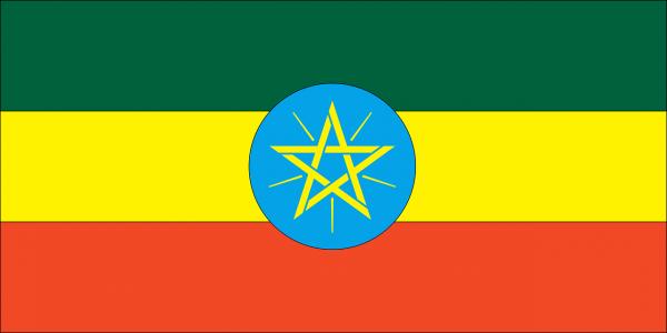 Ethiopian Coffee Ethiopia Flag