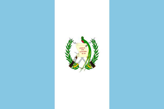 Guatemalan Flag - Guatemala Coffee