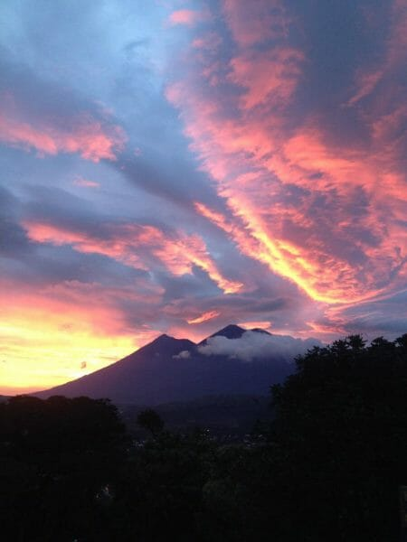 Guatemala Sunset Guatemalan Coffee