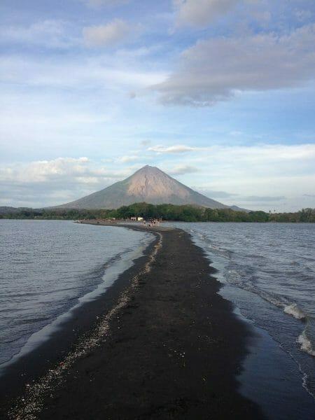 Nicaragua Volcano Water