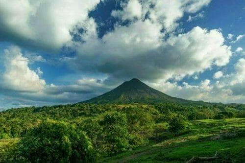 Costa Rica Volcano