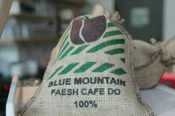 Jamaican Blue Mountain Coffee