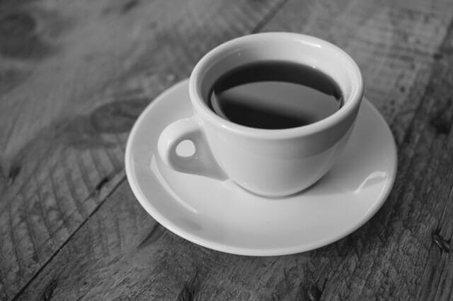Americano Coffee Black