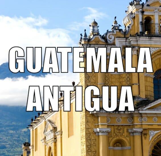 Volcanica Guatemala Antigua Coffee