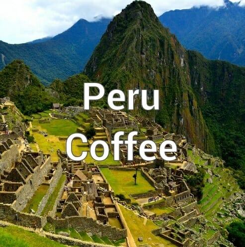 Volcanica Peruvian Coffee