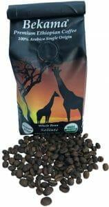 Bekama Ethiopian Coffee